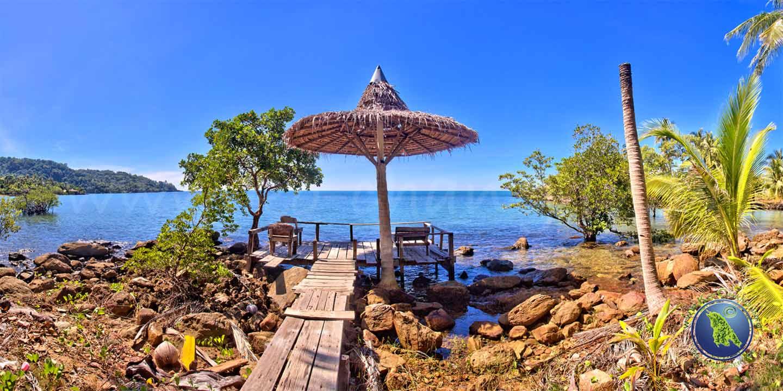 Bai Lan Bay Resort am Bai Lan Beach auf Koh Chang