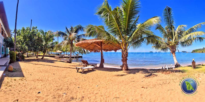 Bai Lan Beach Resort auf Koh Chang in Thailand