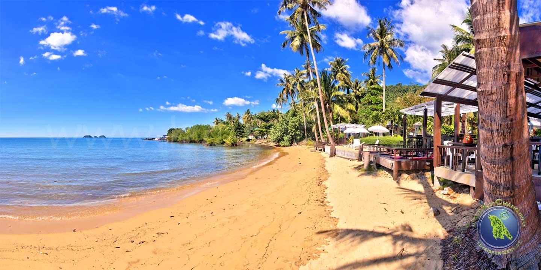 White House Resort am Bai Lan Beach auf Koh Chang