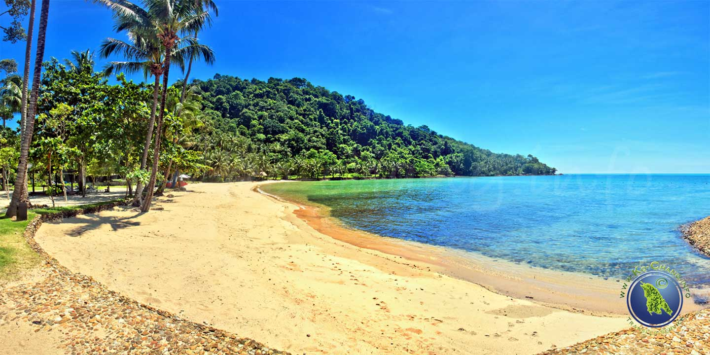 Bai Lan Beach sur Koh Chang