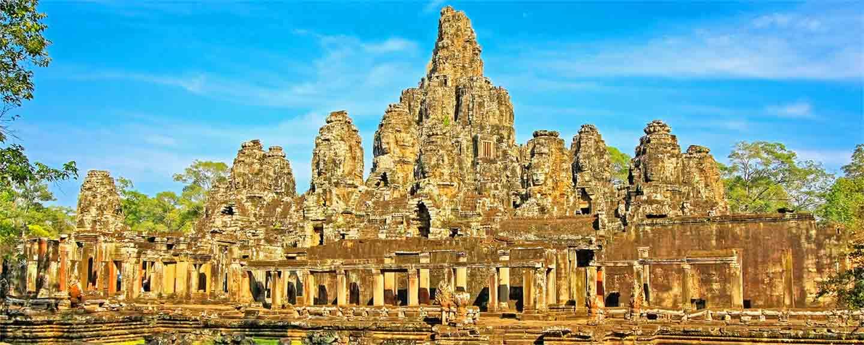 Angkor mit Angkor Wat