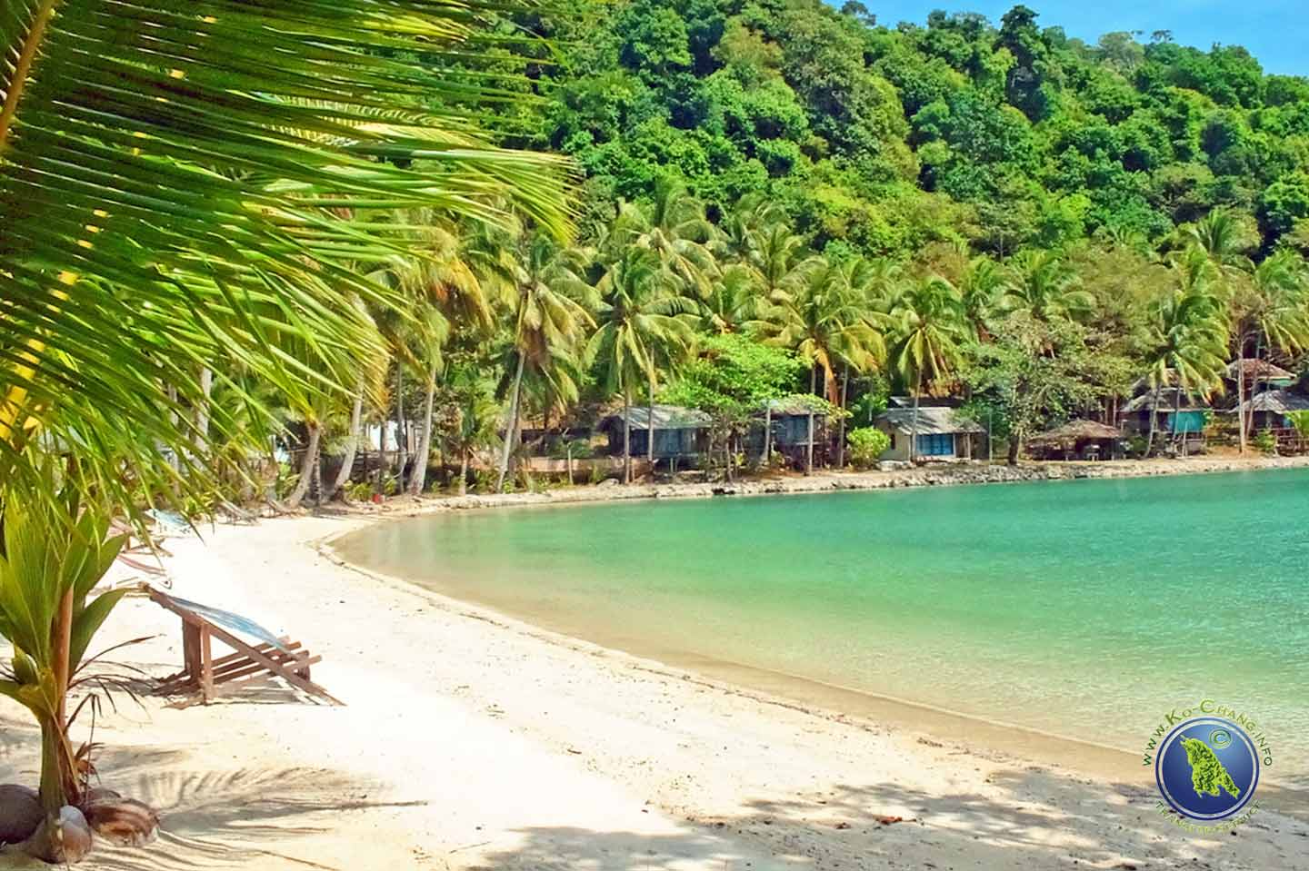 Koh Ngam bei Koh Chang in Thailand