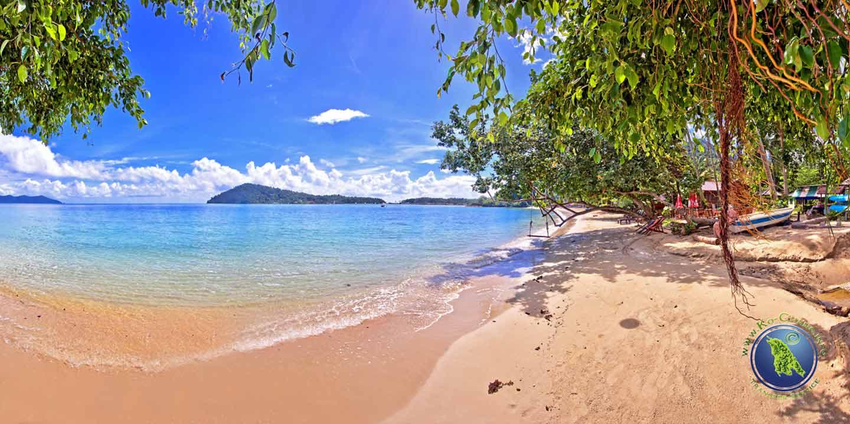Klong Kloi Beach sur Ko Chang