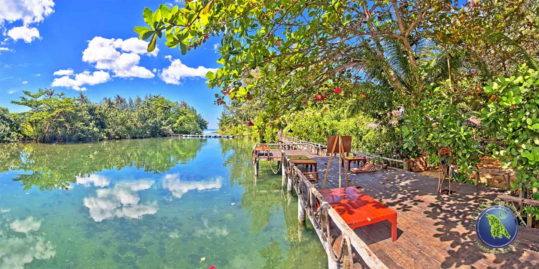 Blue Lagoon Resort am Klong Prao Beach auf Koh Chang