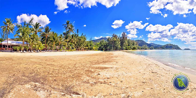 Centara Tropicana Resort am Klong Prao Beach auf Koh Chang