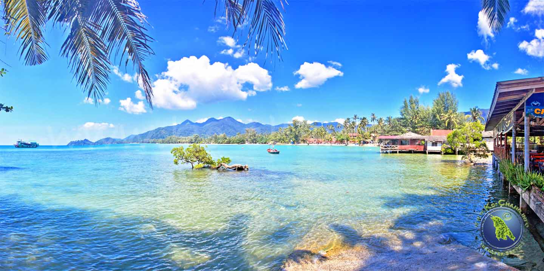 Chok Dee Resort am Klong Prao Beach auf Koh Chang