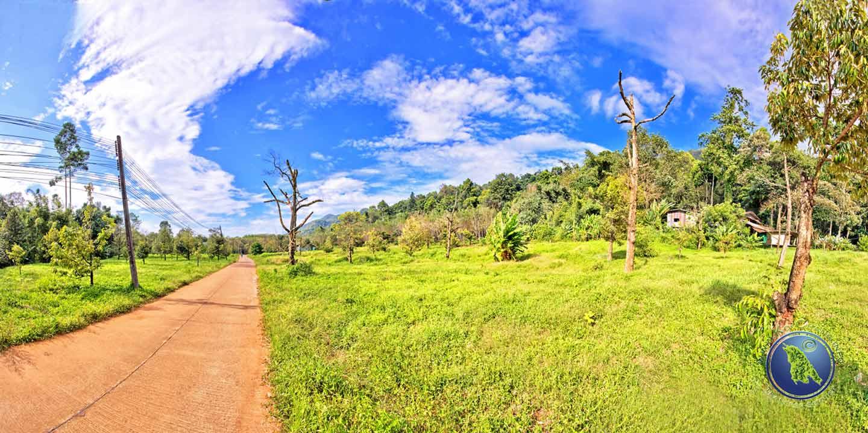 Tal der Klong Son Bucht auf Koh Chang in Thailand