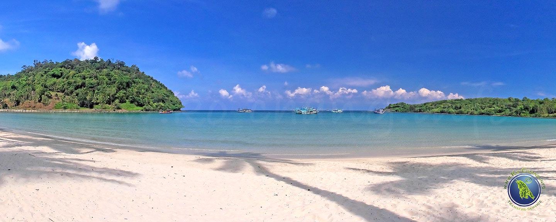 Bang Bao Bucht auf Koh Kood
