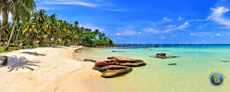 Ao Noi Beach sur Koh Kood