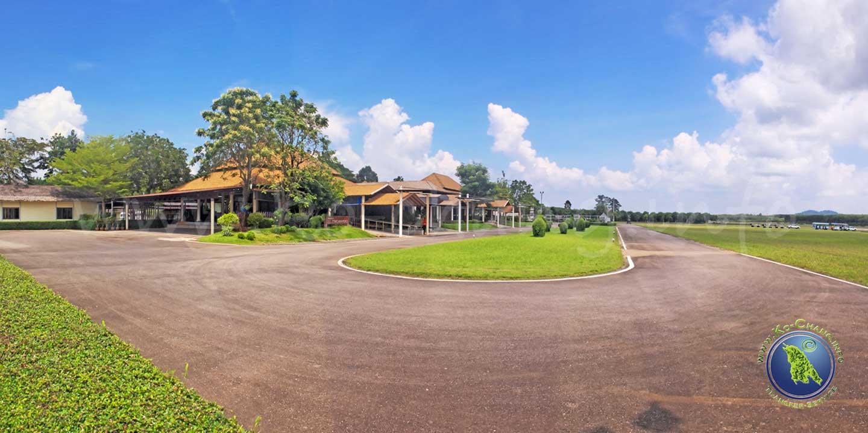 Aéroport de Trat