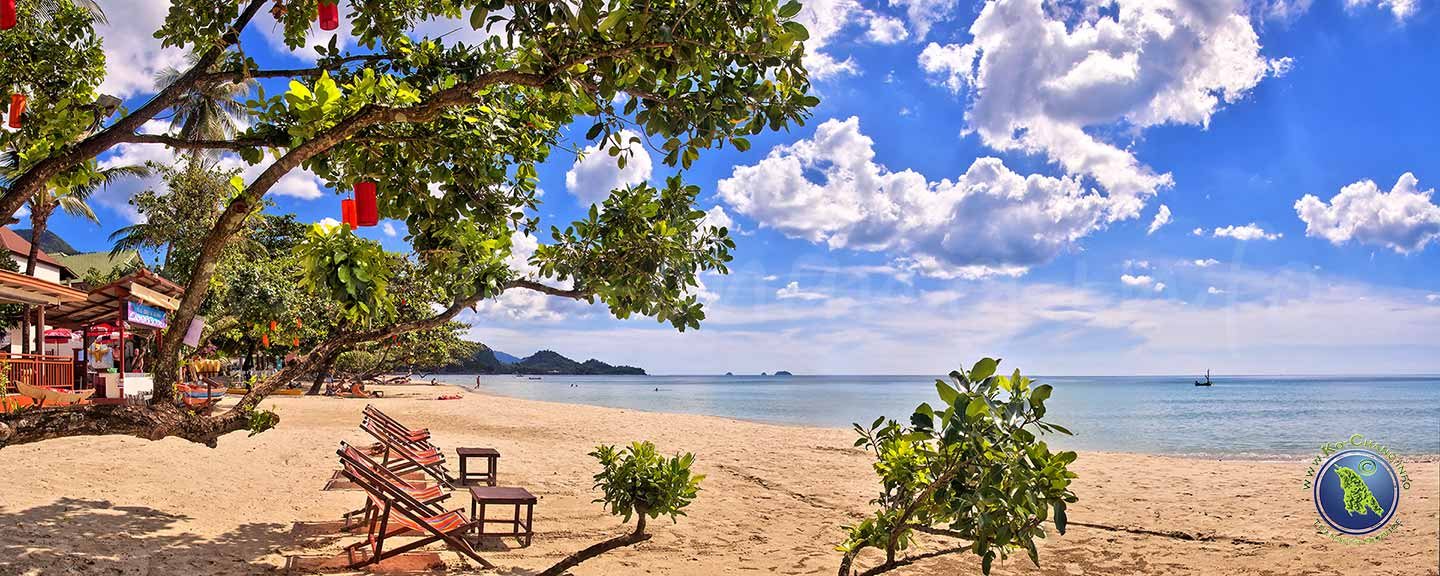 White Sand Beach auf Koh Chang