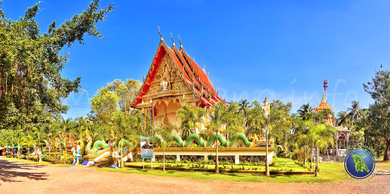 Tempel in Salak Phet auf Koh Chang