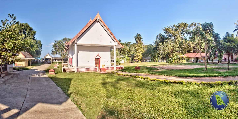 Buddhistischer Tempel in Dan Mai auf Koh Chang in Thailand