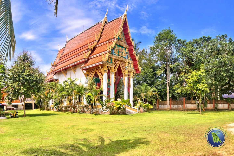 Buddhistischer Tempel in Klong Prao auf Koh Chang in Thailand