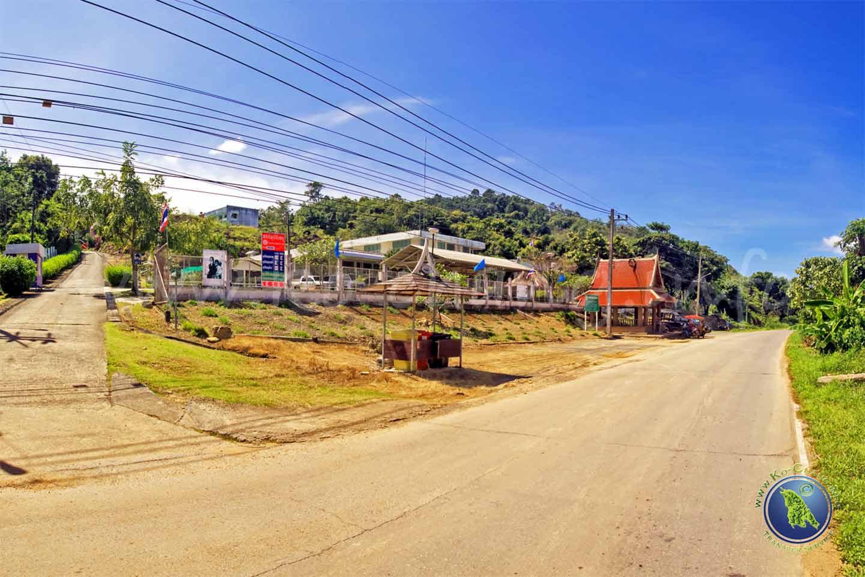 Hôpital sur Koh Chang en Thaïlande
