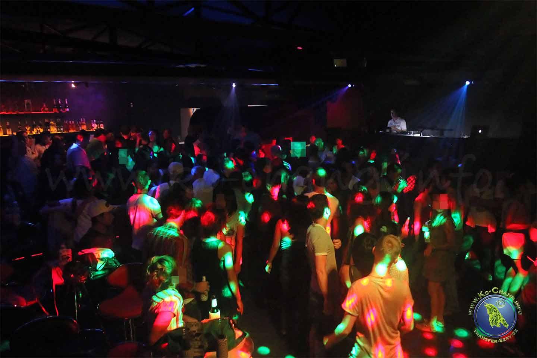 Nachtleben auf Koh Chang: Nachtclub