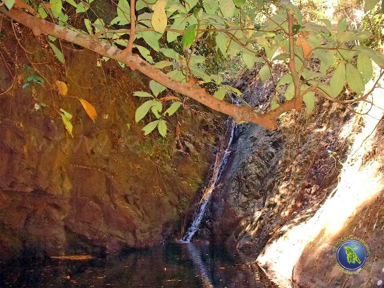 Wasserfälle auf Koh Chang in Thailand: Ke Rhepet Wasserfall