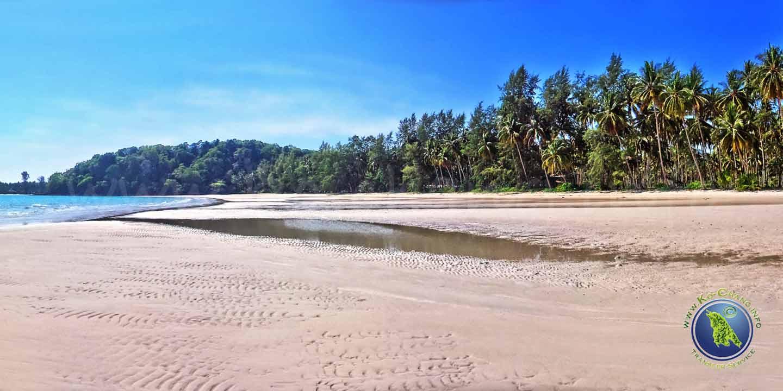 Ao Jak Beach / Neverland Beach auf Koh Kood in Thailand
