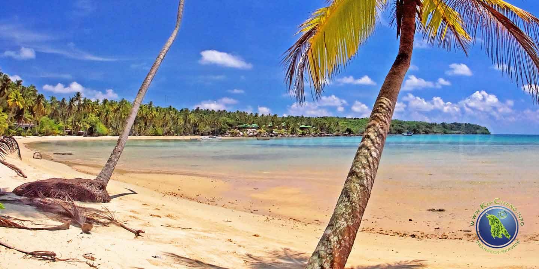 Ngam Koh Beach auf Koh Kood, Thailand