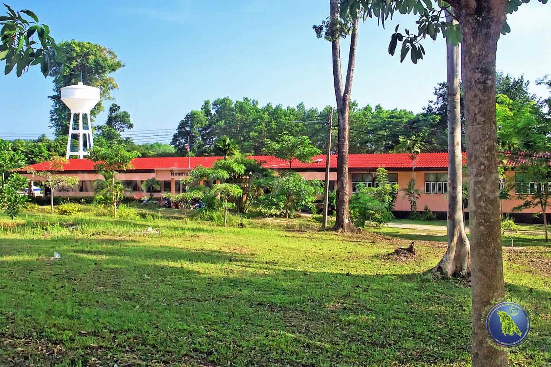 Krankenhaus auf Koh Kood in Thailand