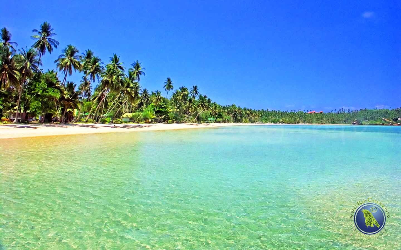 Ao Suan Yai Beach auf Koh Mak in Thailand