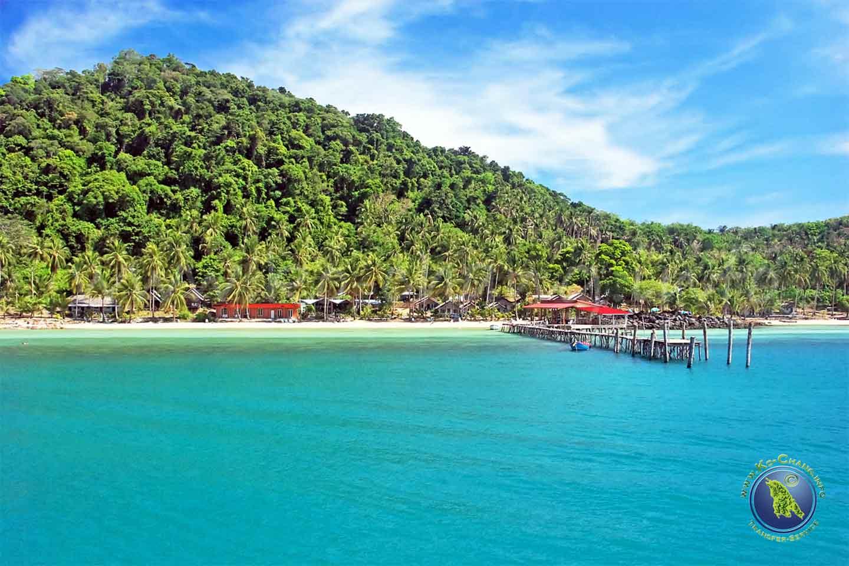 Pakarang Resort auf Koh Wai in Thailand