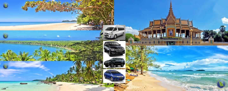 Koh Chang / Koh Mak / Koh Kood in Thailand und Phnom Penh / Sihanoukville in Kambodscha