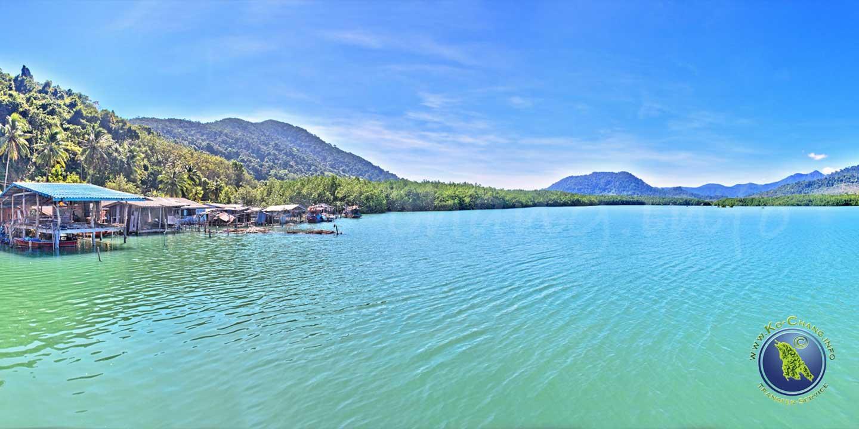 Salak Khok Bucht auf Koh Chang