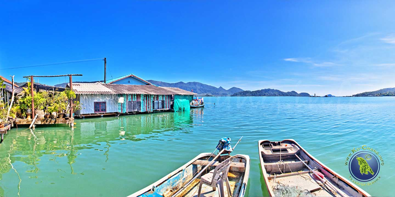 Salak Phet Bucht auf Koh Chang