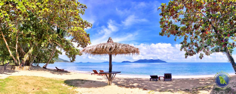 Klong Kloi Beach auf Koh Chang in Thailand