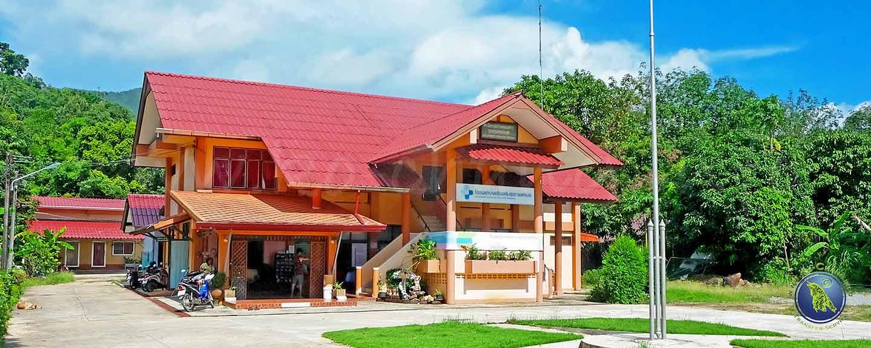 Clinique en Thaïlande