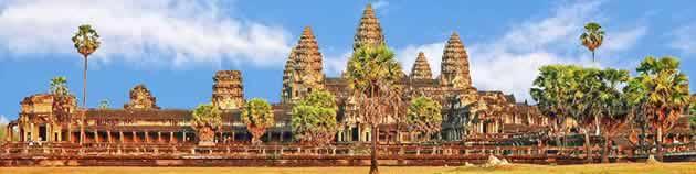 Package Tour / Pauschalreisen nach Angkor Wat