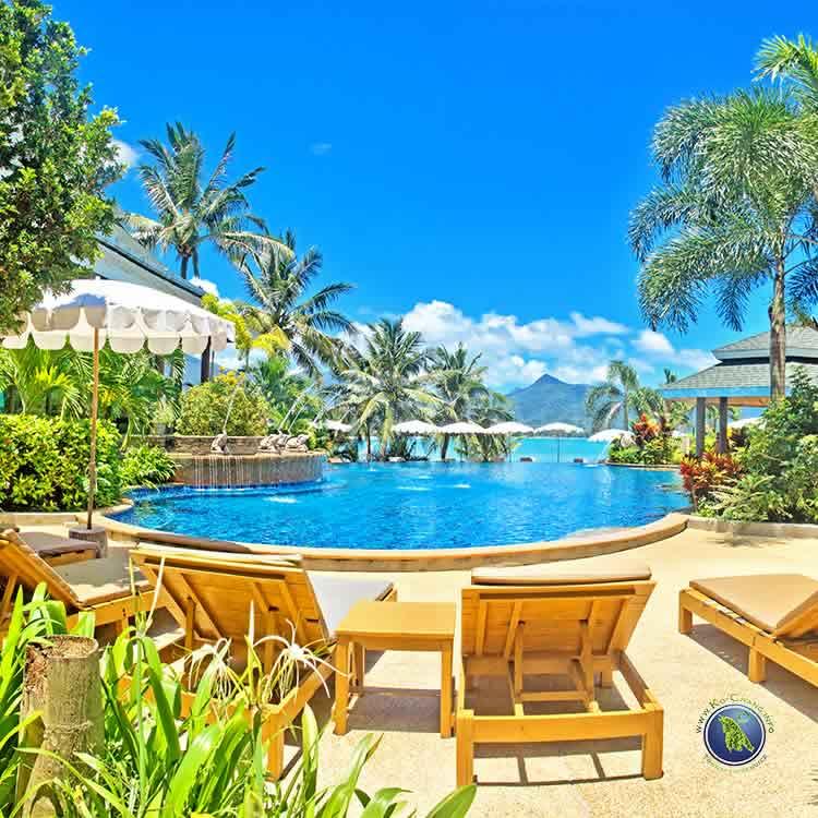 Hotel auf Koh Chang